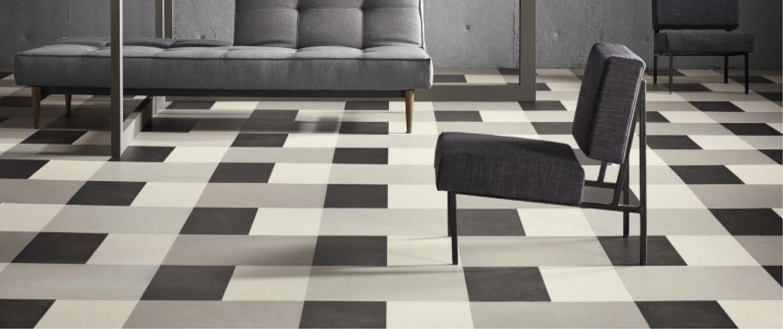 Linoleum N Cap Flooring